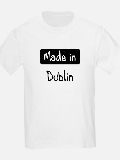 Made in Dublin T-Shirt
