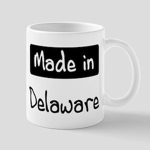 Made in Delaware Mug