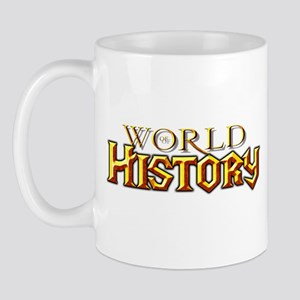 World of History Mug