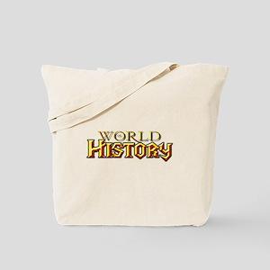 World of History Tote Bag