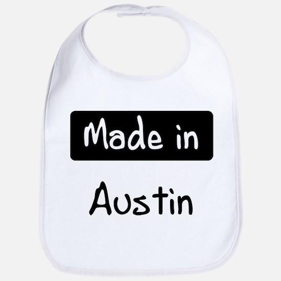 Made in Austin Bib