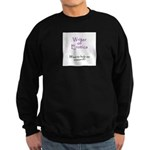 Writer of Erotica Sweatshirt (dark)