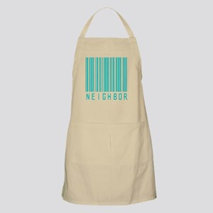 Neighbor BBQ Apron