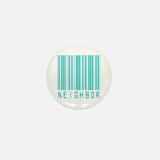 Neighbor Mini Button