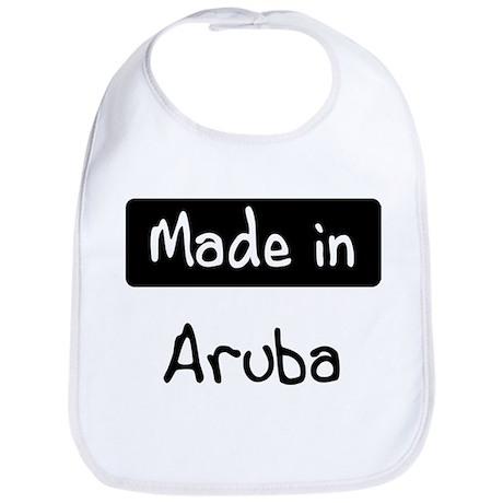 Made in Aruba Bib