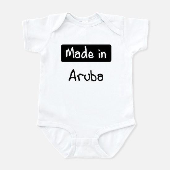 Made in Aruba Infant Bodysuit