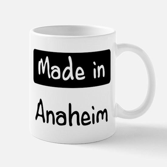 Made in Anaheim Mug