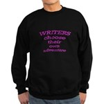 Choose adventure Sweatshirt (dark)