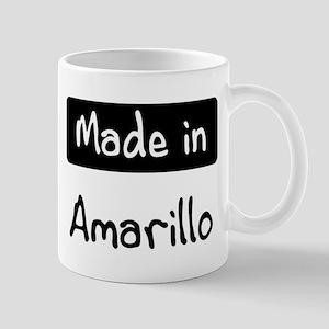 Made in Amarillo Mug