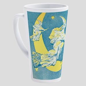 The Witches Flight 17 Oz Latte Mug