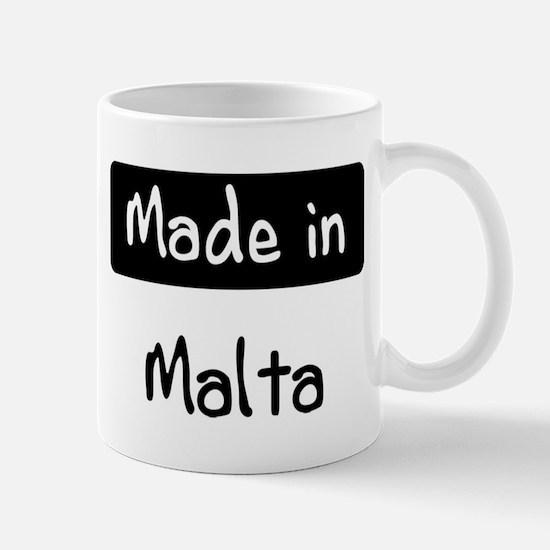 Made in Malta Mug