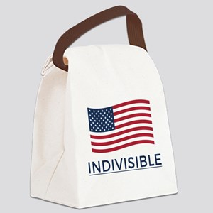 Indivisible Canvas Lunch Bag