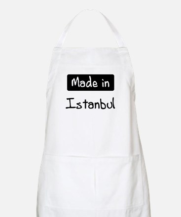 Made in Istanbul BBQ Apron