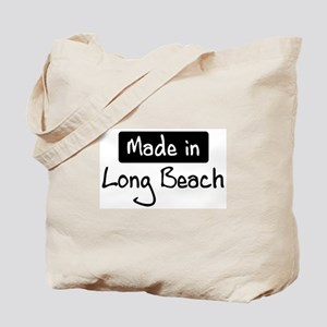 Made in Long Beach Tote Bag