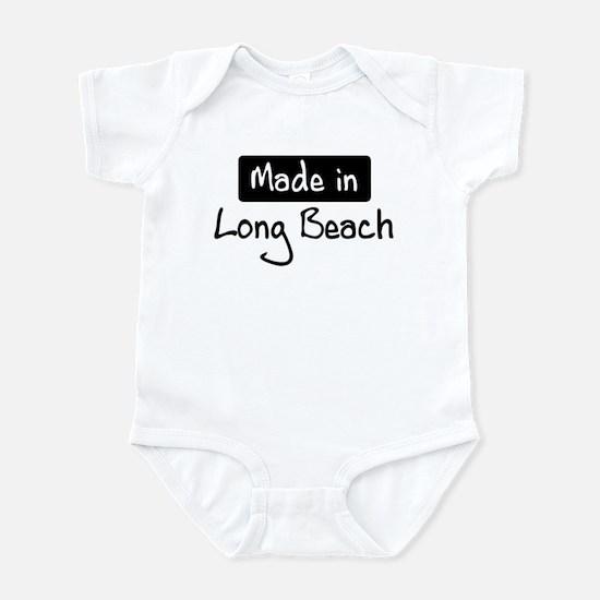 Made in Long Beach Infant Bodysuit
