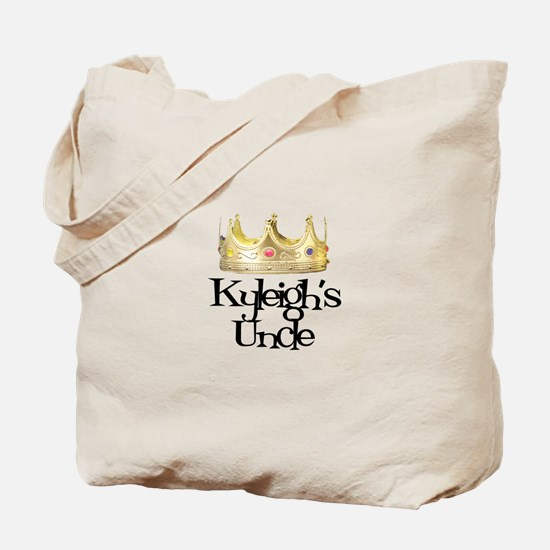 Kyleigh's Uncle Tote Bag