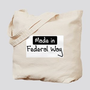 Made in Federal Way Tote Bag