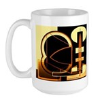 Passion for Excellence Collection Large Mug