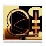 Passion for Excellence Collection Tile Coaster