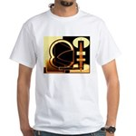 Passion for Excellence Collection White T-Shirt