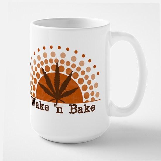 Riyah-Li Designs Wake 'n Bake Large Mug