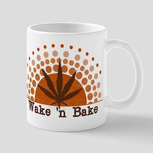 Riyah-Li Designs Wake 'n Bake Mug