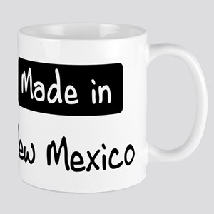 Made in New Mexico Mug