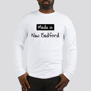 Made in New Bedford Long Sleeve T-Shirt