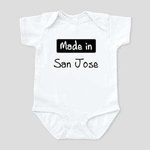 Made in San Jose Infant Bodysuit