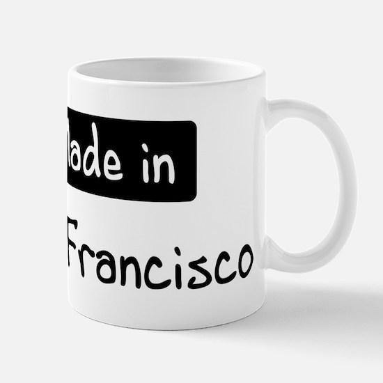 Made in San Francisco Mug