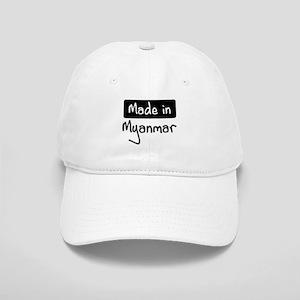 Made in Myanmar Cap