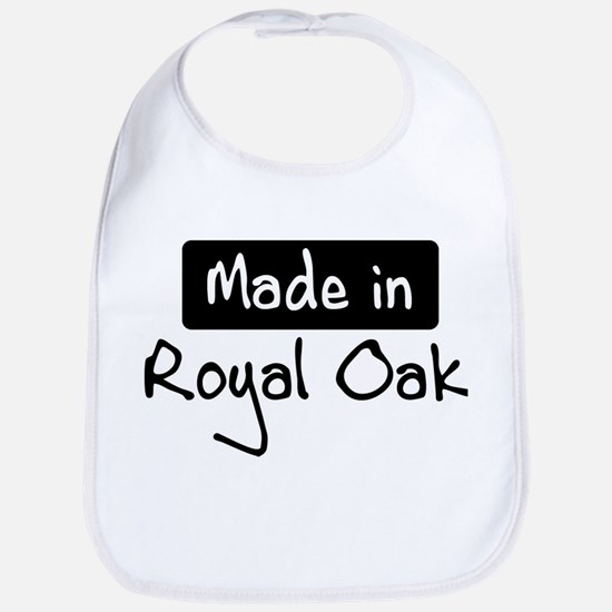 Made in Royal Oak Bib