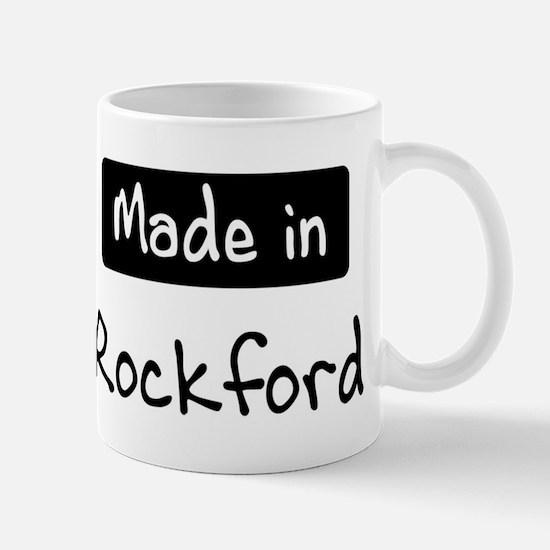 Made in Rockford Mug