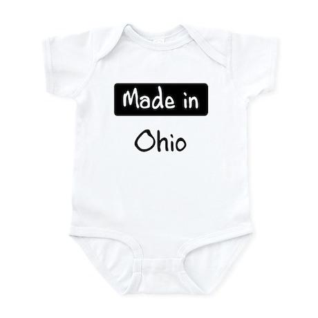 Made in Ohio Infant Bodysuit