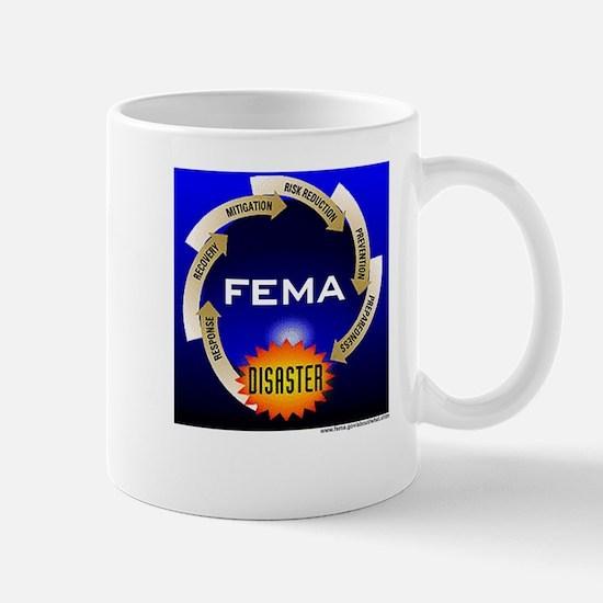 FEMA Disaster Life Cycle Mug