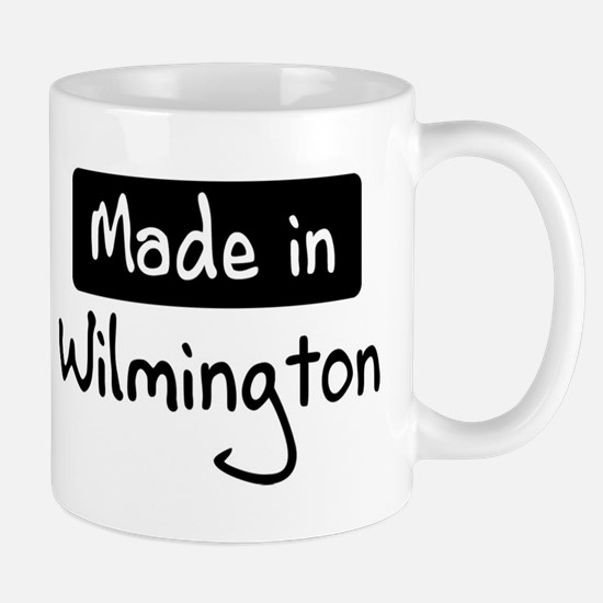 Made in Wilmington Mug