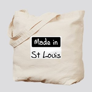 Made in St Louis Tote Bag