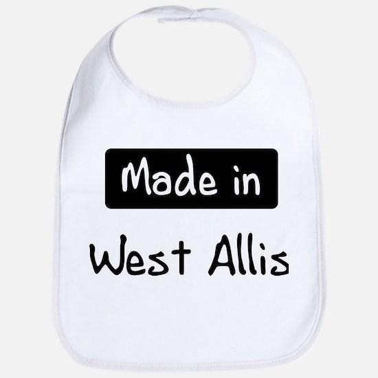 Made in West Allis Bib