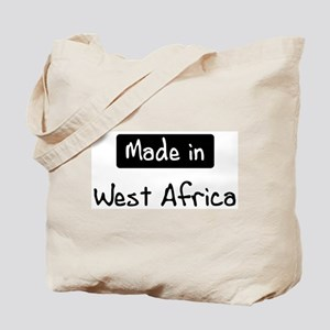 Made in West Africa Tote Bag