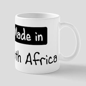Made in South Africa Mug
