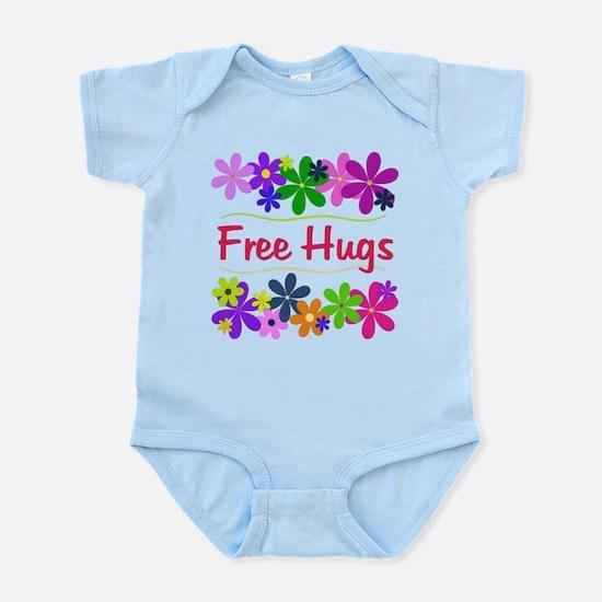 Free Hugs Infant Bodysuit