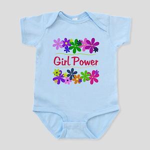 Girl Power Infant Bodysuit