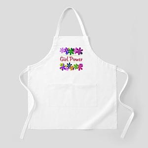 Girl Power BBQ Apron