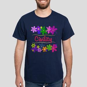 Civility Dark T-Shirt