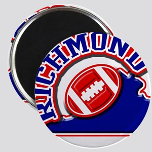 Richmond Football Magnet