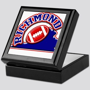 Richmond Football Keepsake Box
