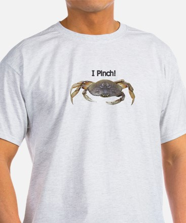 I Pinch Dungeness Crab T-Shirt