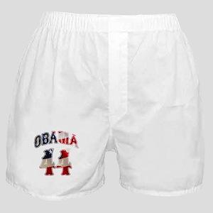 Barack Obama 44th President Boxer Shorts
