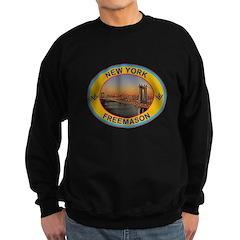 New York Masons Sweatshirt (dark)