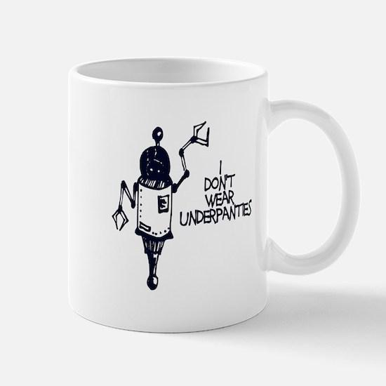 Underpanties Mug